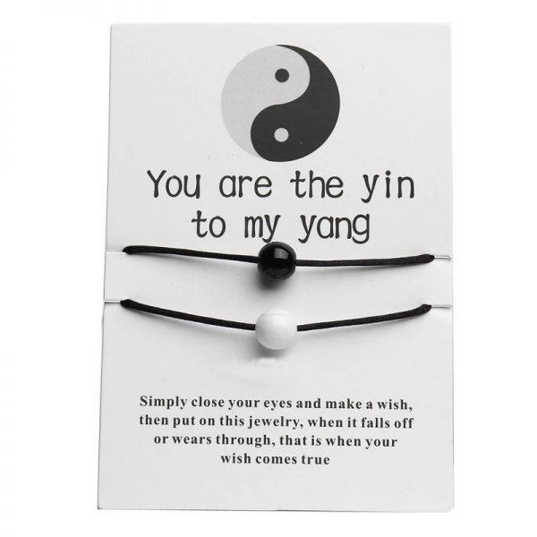 Set Yin to my Yang