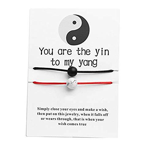 Set Yin to my Yang Red
